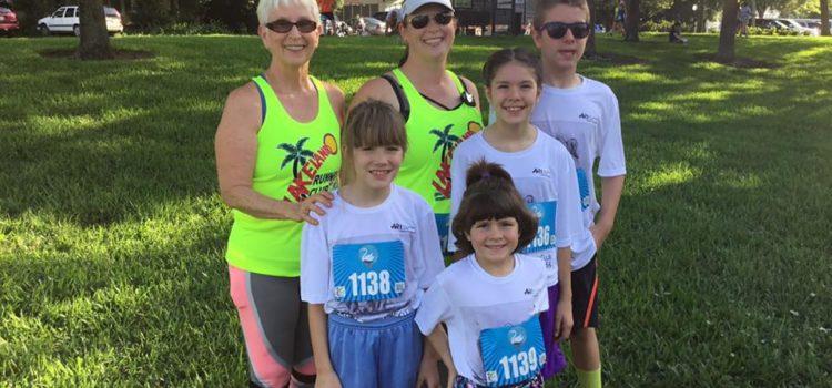 5k Training – A Family Affair